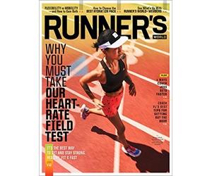 Free Runner's World Magazine 2-Year Subscription