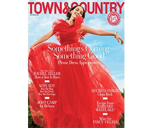 Free Town & Country Magazine 2-Year Subscription