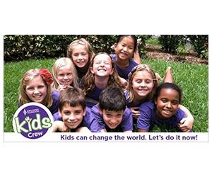 Free Epilepsy Foundation Kids Crew Kit