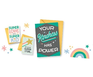 Free Little World Changers 3-Card Pack from Hallmark