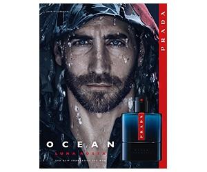 Free Ocean Luna Rossa Fragrance From Prada