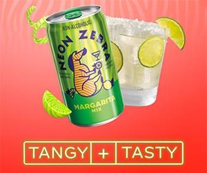 Free Margarita Cocktail Mixer From Neon Zebra