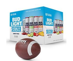 Free Bud Light Seltzer Drinks
