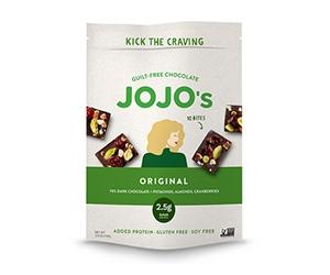 Free Jojo's Dark Chocolate