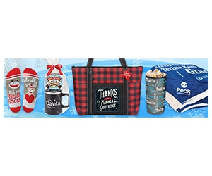 Free Holiday Gifts Of Appreciation Kit