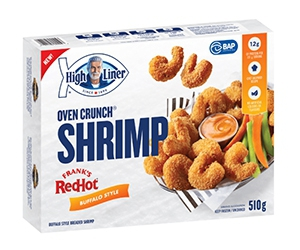Free High Liner Buffalo Style Breaded Shrimps