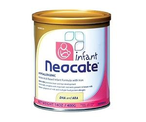 Free Neocate Baby Formula Sample