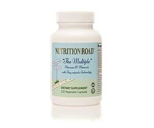 "Free Nutrition Road ""The Multiple"" Sample"