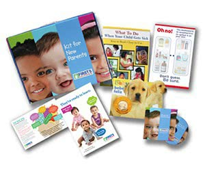 Free First 5 Kit For New Parents