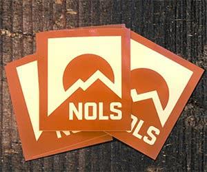 Free NOLS Sticker