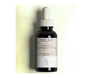 Free Relax Essential Clary Sage Oil Sample