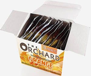 Free Orchard Instant Orange Drink Sample