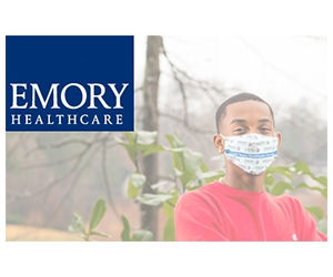Free x5 Face Masks From Emory Healthcare