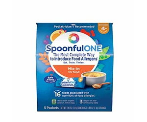 Free SpoonfulONE Mix-ins Baby Formula